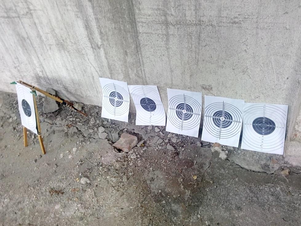Target Practice 01