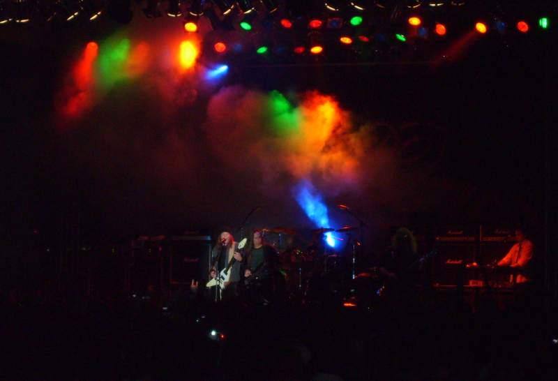 Gamma Ray Live Kavarna 2007