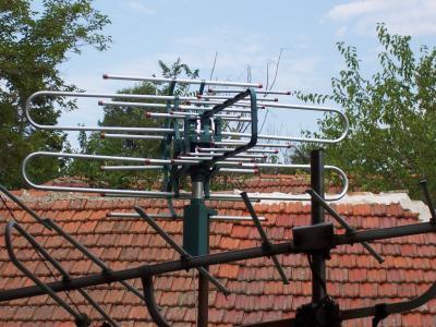 ТВ антени